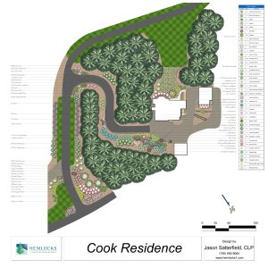 Cook Residence Design